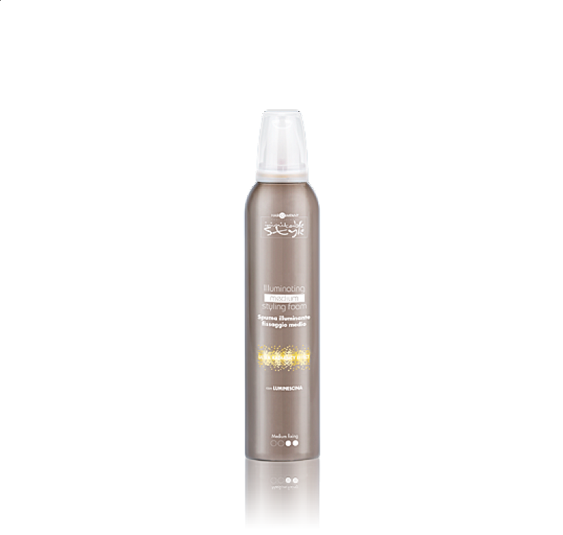 ILLUMINATING STYLING FOAM Inimitable Style - Penové tužidlo 250 ml.