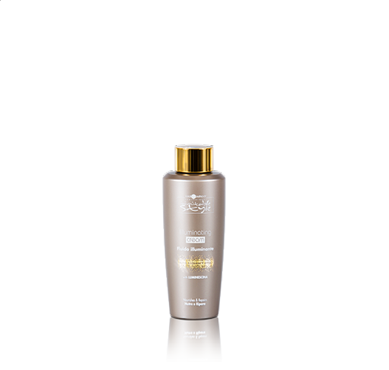 ILLUMINATING CREAM Inimitable Style - Krém s hodvábom 250 ml.