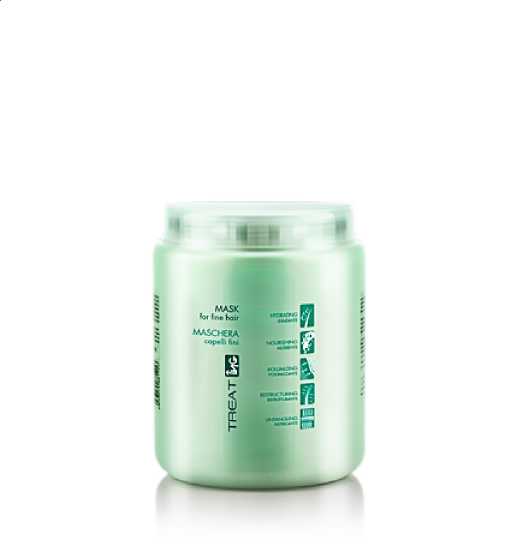 MASK FOR FINE HAIR ING - maska na jemné vlasy 1000 ml.