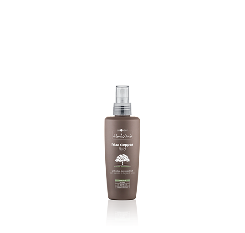 FRIZZ STOPPER FLUID Head Wind Haircompany – prírodný olej proti krepovitosti 200 ml.