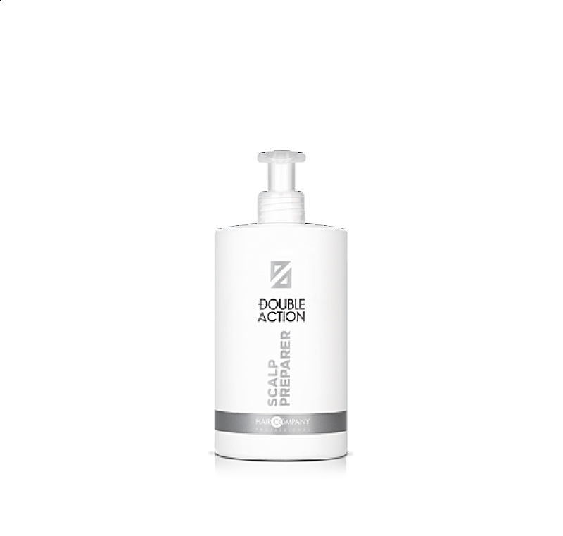 SCALP PREPARER Double Action Haircompany – prípravná fáza 500 ml.