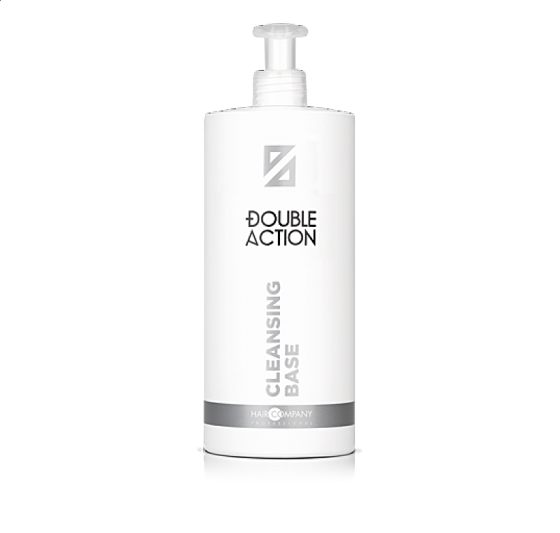 ClEANSING BASE Double Action Haircompany – čistiaca báza 1000 ml.