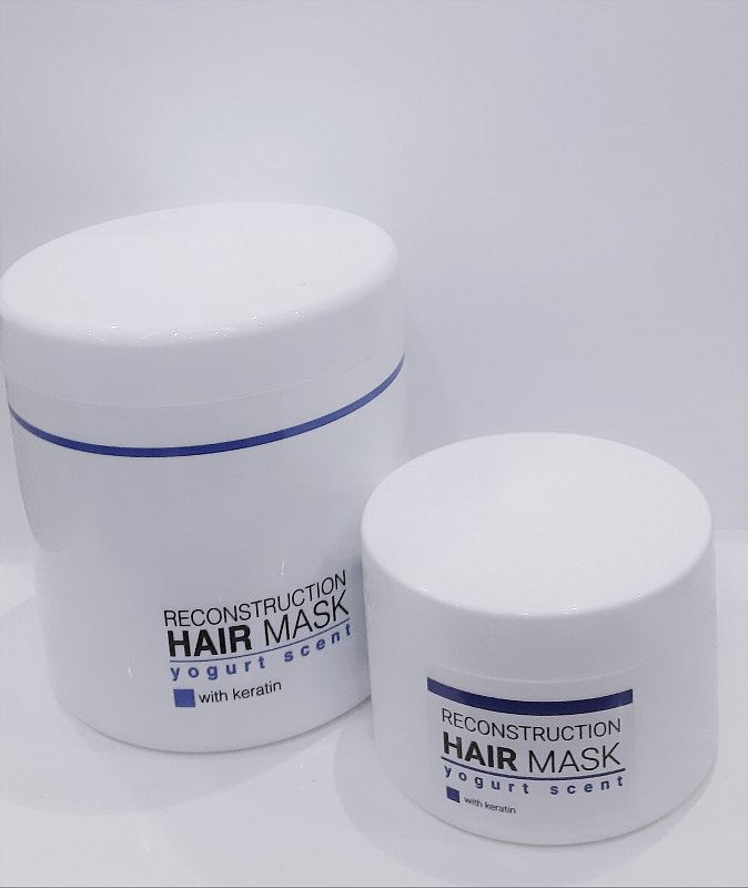RECONSTRUCTION MASK Haircompany – rekonštrukčná maska 300/1000 ml