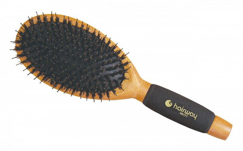 CUSHION BRUSH  FELICITY Hairway 08177 65 mm – kefa na rozčesávanie